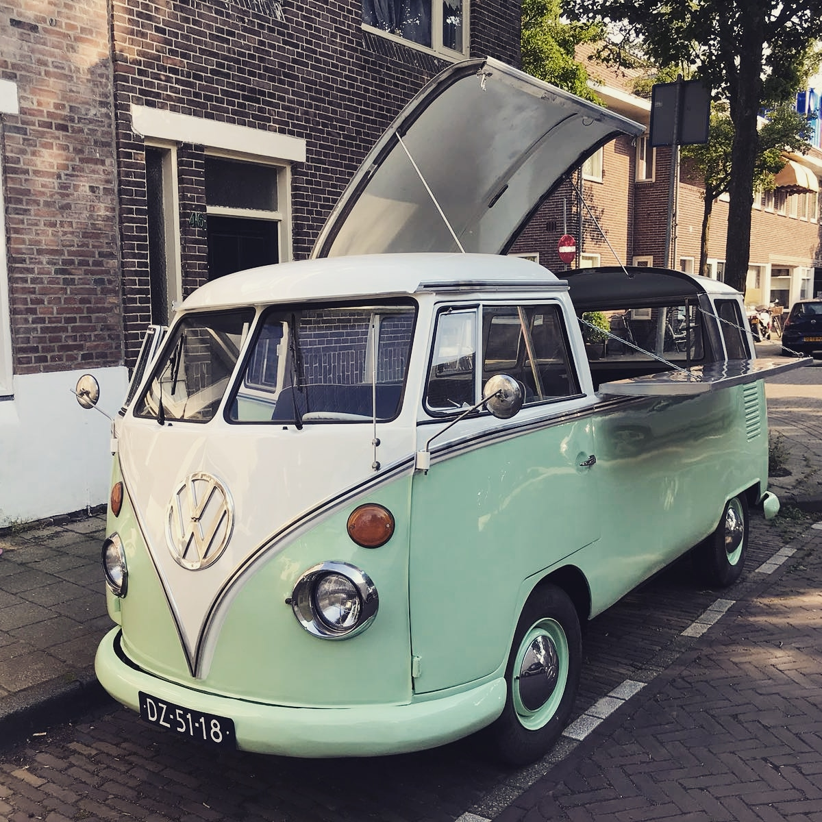 Foodtruck huren Mobile Street Food